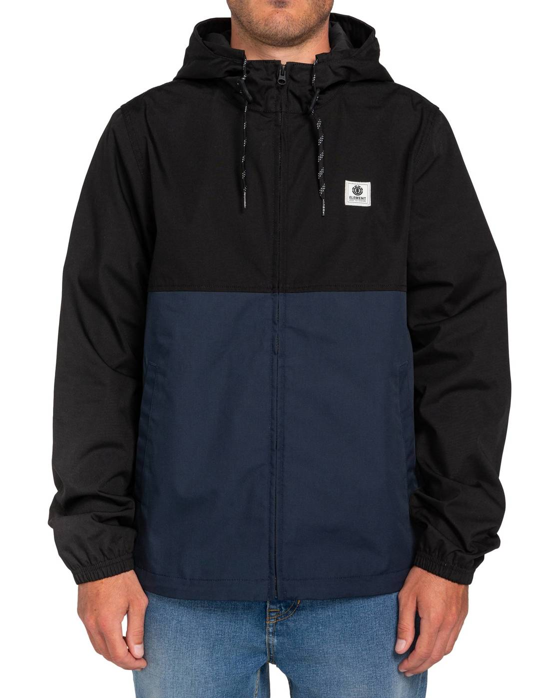 0 Alder Two Tones Jacket Blue M7563EAT Element