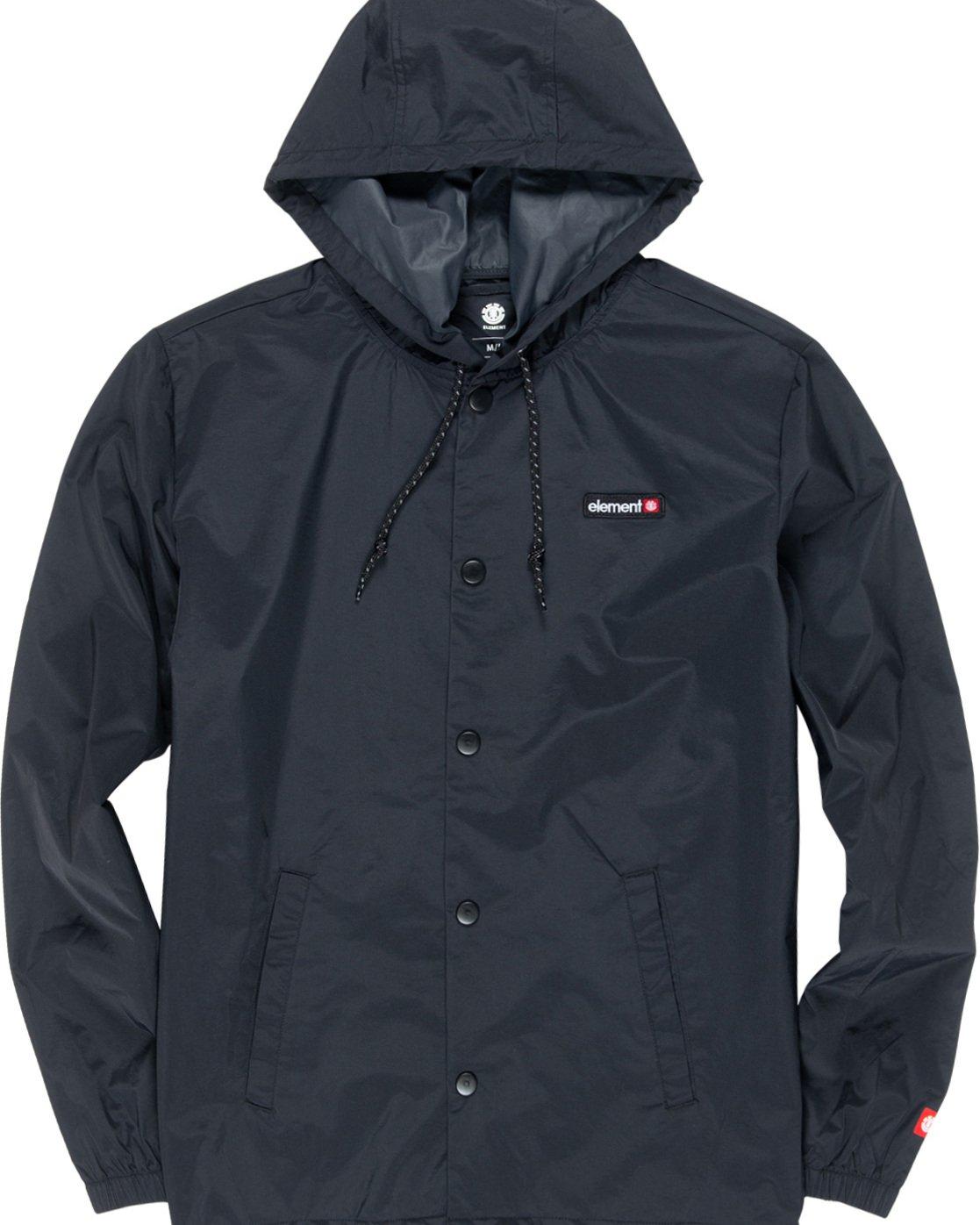 5 Primo Alder Coach Jacket Blue M771VEPC Element
