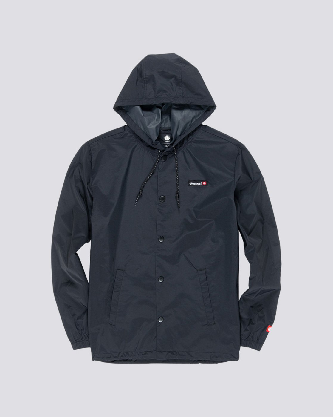 0 Primo Alder Coach Jacket Blue M771VEPC Element