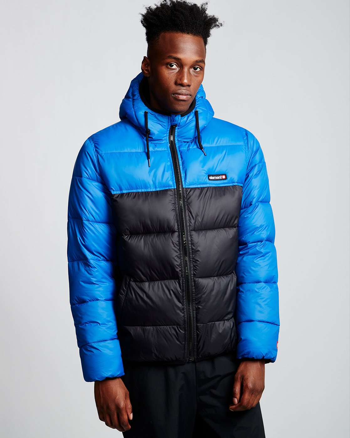 1 Primo Alder Avalanch Jacket Blue M773WEPA Element