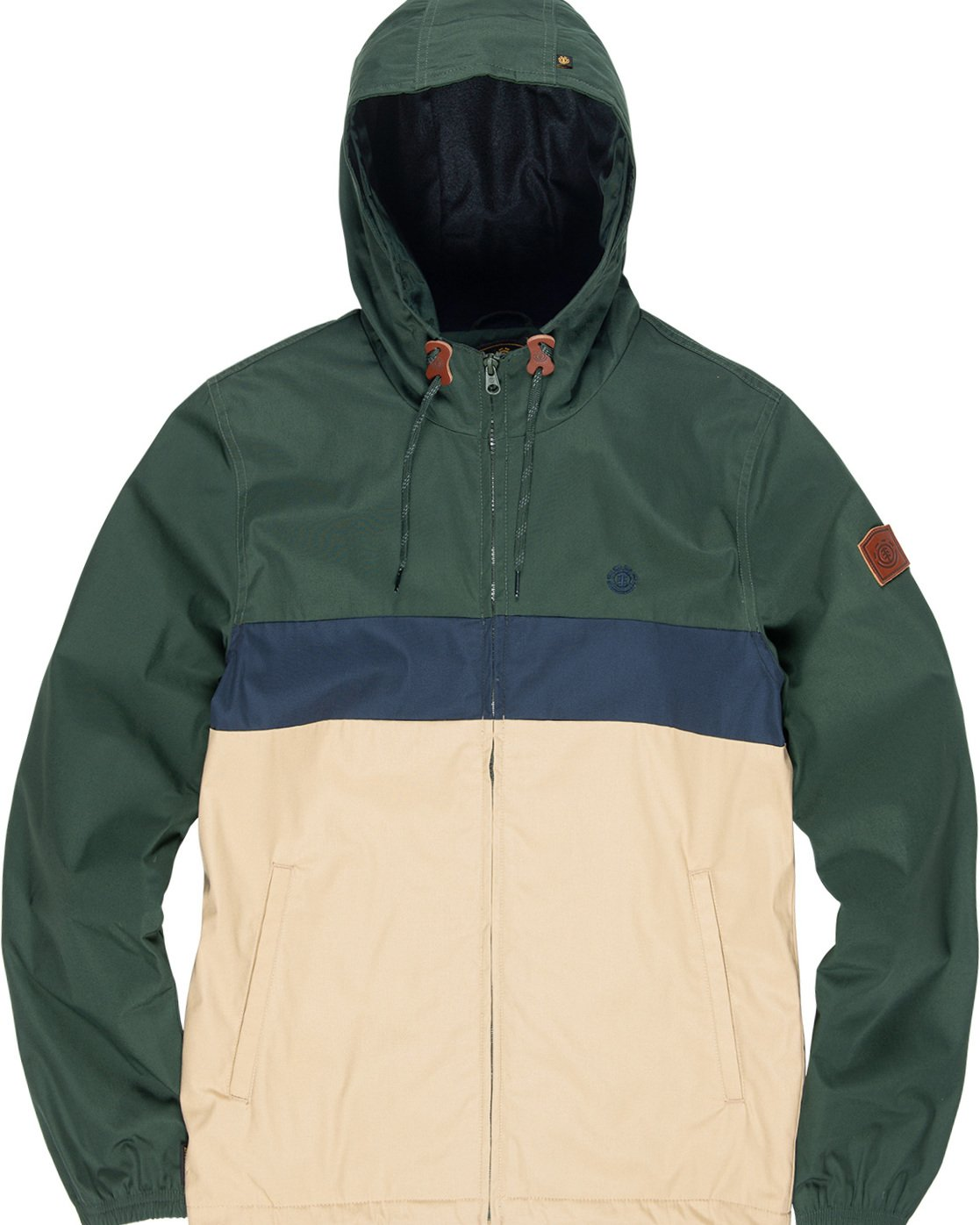 7 Alder 3 Tones Jacket Grey M777VEAT Element