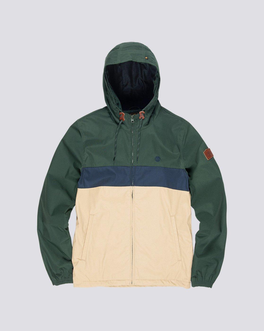 0 Alder 3 Tones Jacket Grey M777VEAT Element