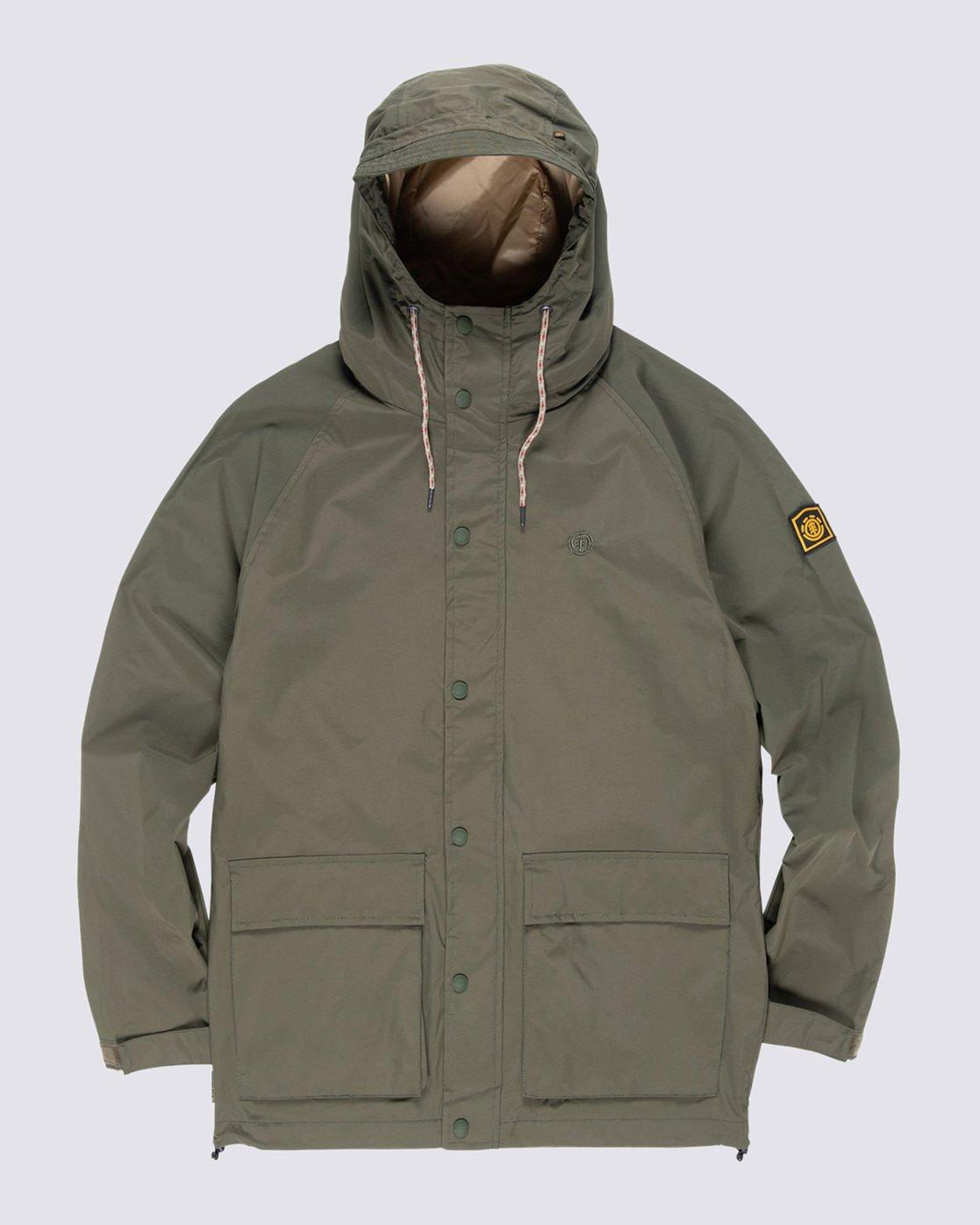 0 Koa Jacket Green M782VEKJ Element