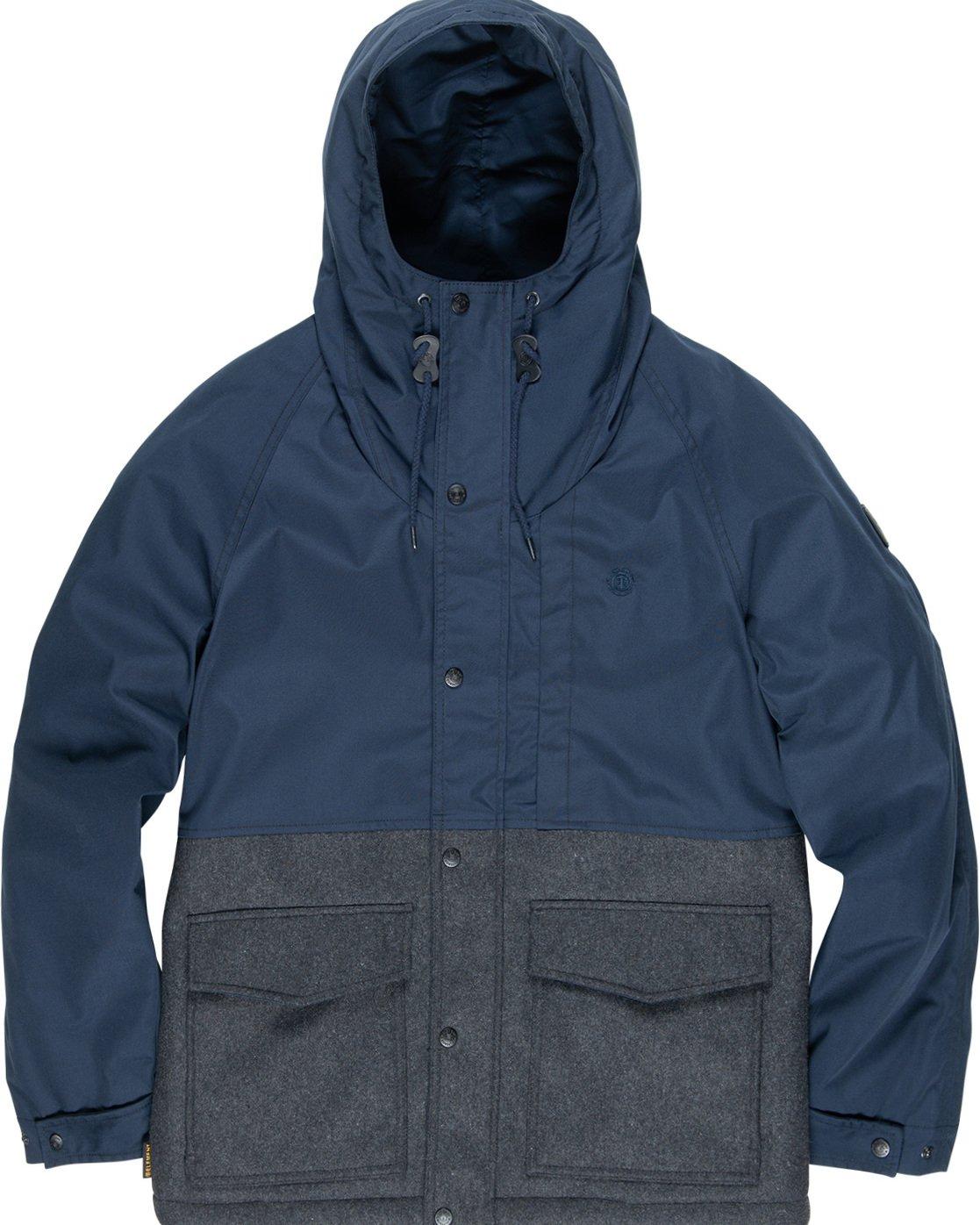 5 Birchmont Jacket Blue M785VEBI Element