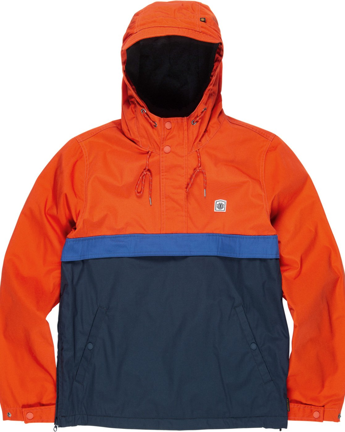 4 Barrow 3Tones Anorak Jacket Blue M790VEB3 Element