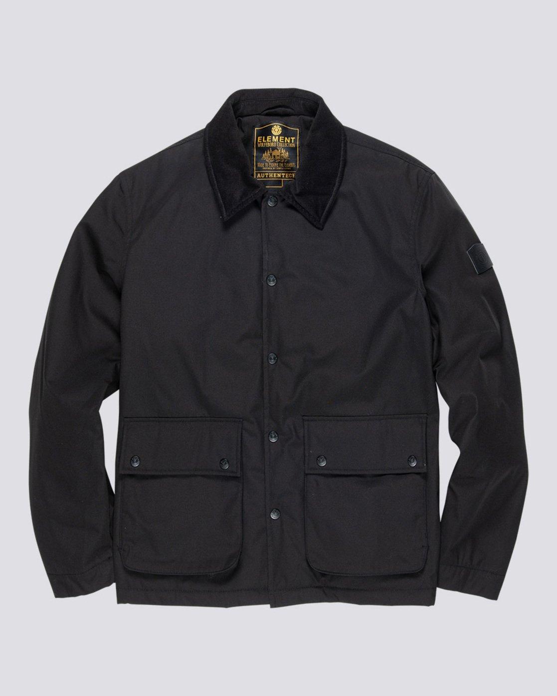 0 Greenwood Jacket Blue M790VEGR Element