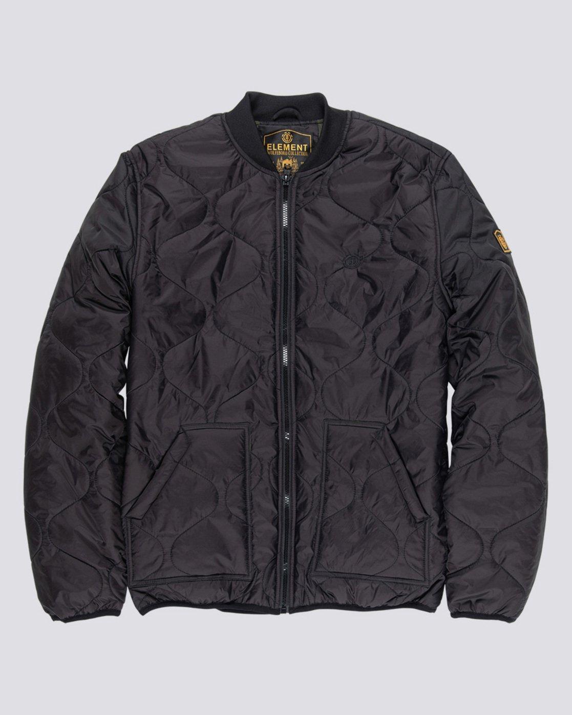 0 CA Bodean Zip-Up Jacket Blue M790VENW Element