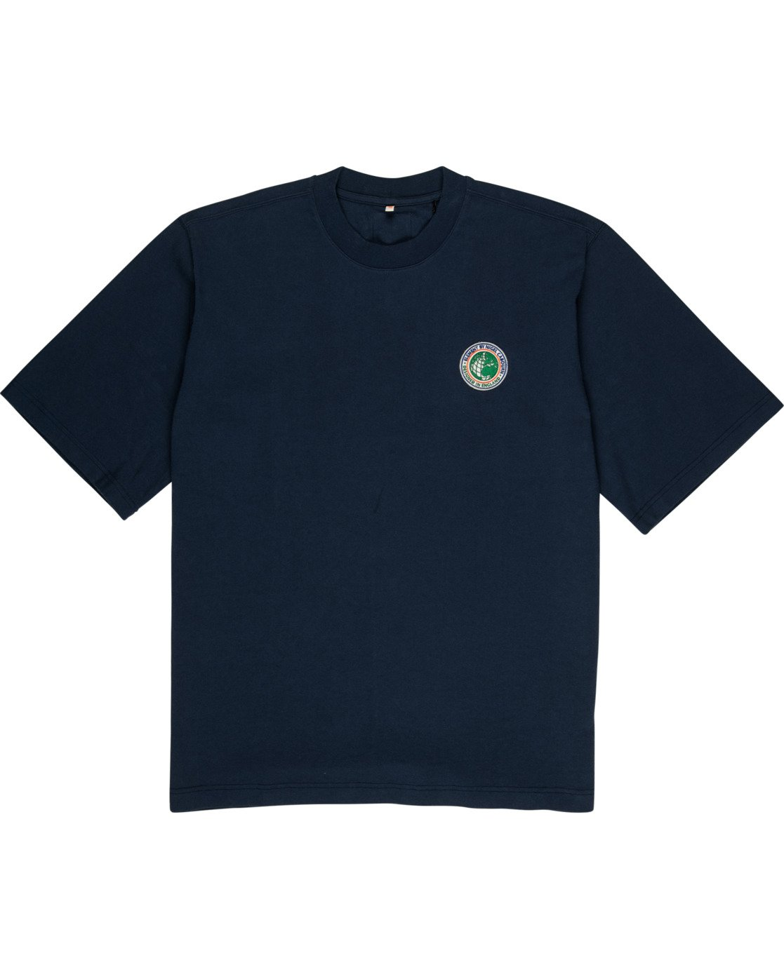 1 Element by Nigel Cabourn Sports Crew Tee Blue M9311ESP Element