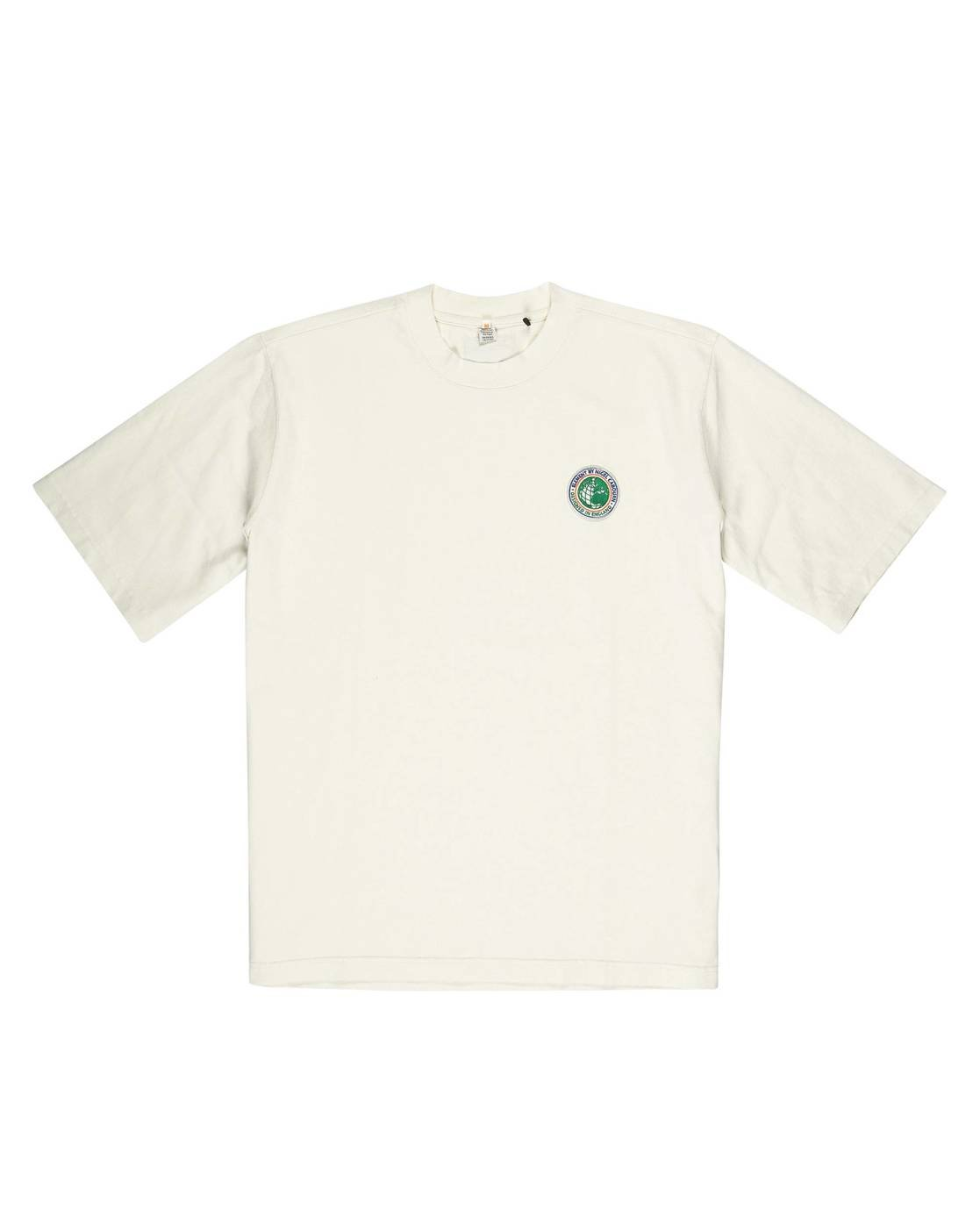 2 Element by Nigel Cabourn Sports Crew Tee White M9311ESP Element
