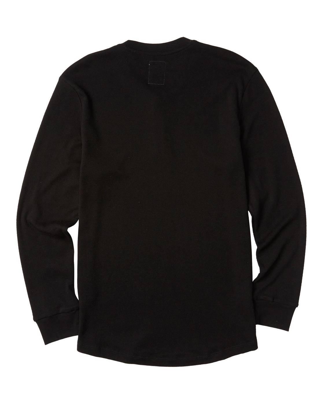 1 Barry Long Sleeve Shirt Blue M961VEBA Element