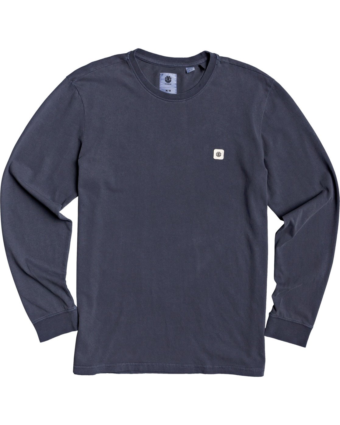 1 Sunny Wash Long Sleeve Shirt Blue M9784ESU Element