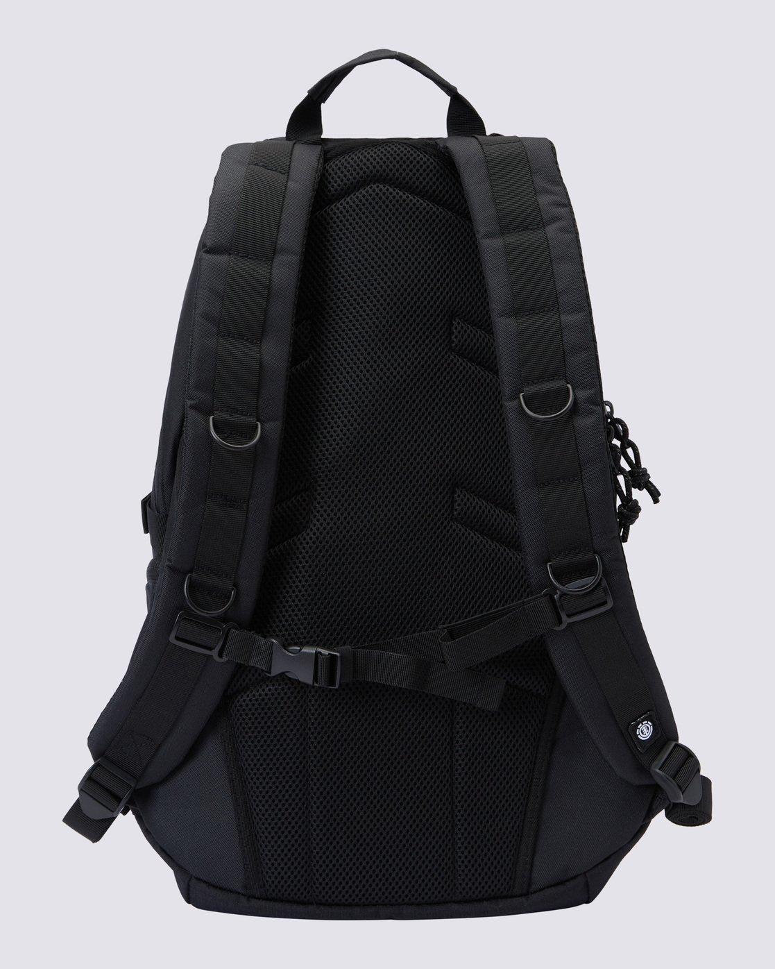 6 Cypress Backpack Black MABK1EJA Element