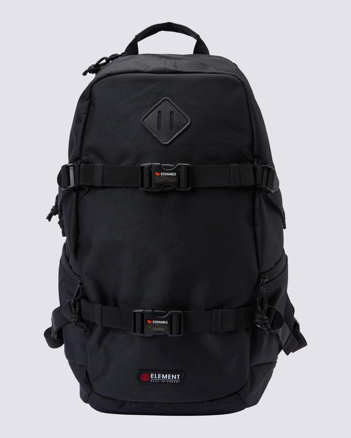 4 Cypress Backpack Black MABK1EJA Element