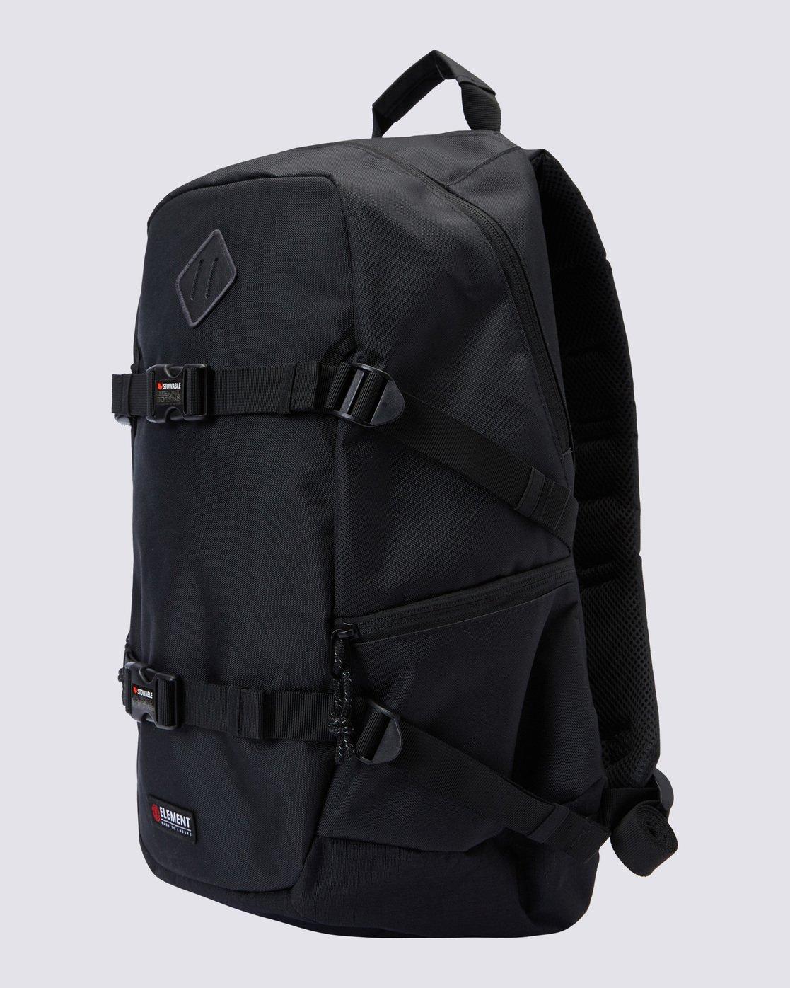 1 Cypress Backpack Black MABK1EJA Element