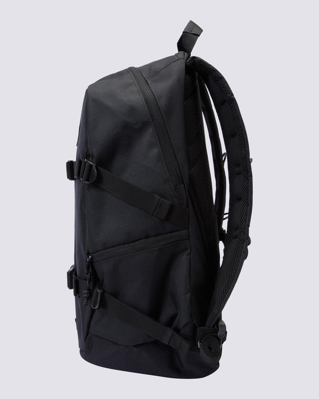 3 Cypress Backpack Black MABK1EJA Element