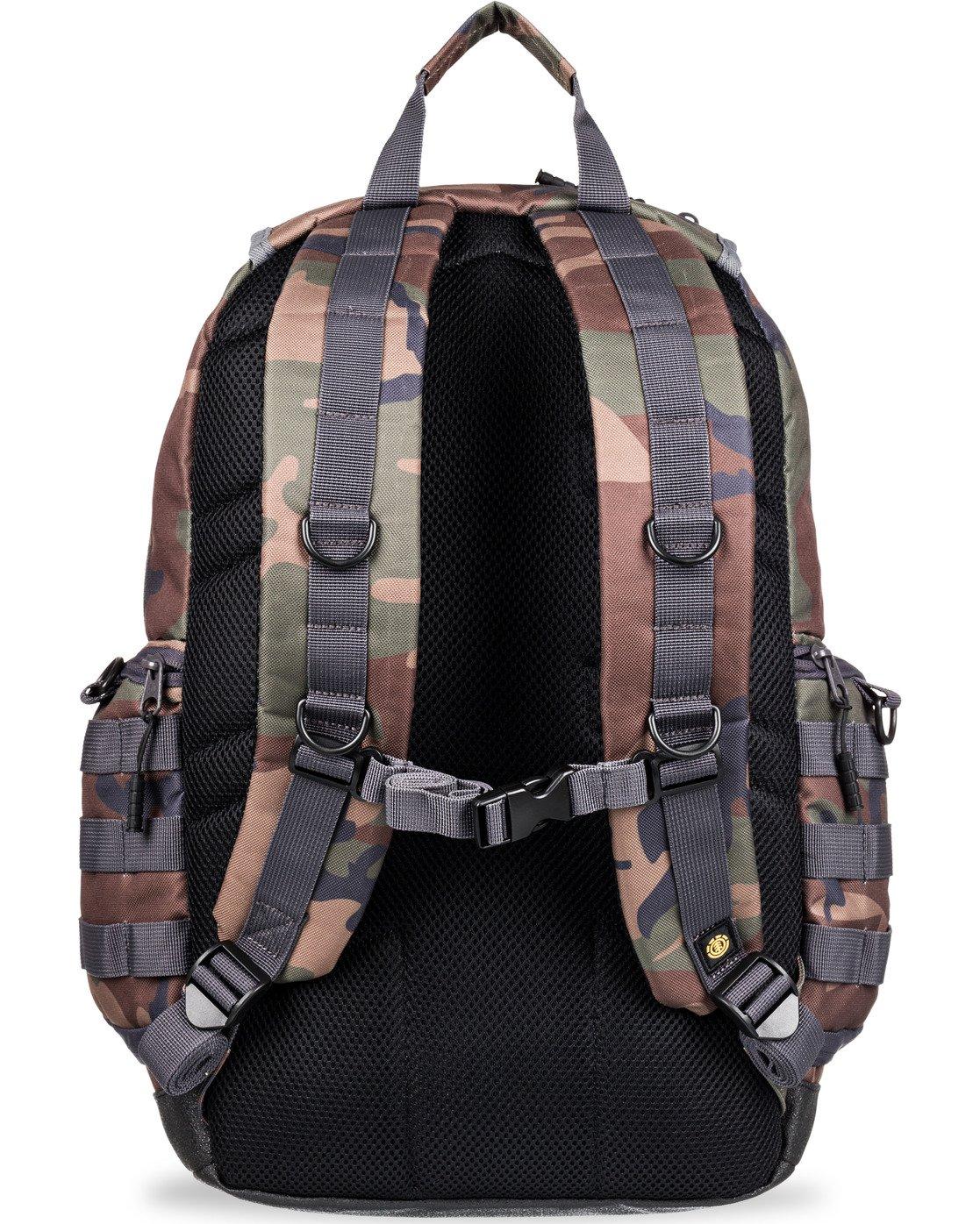 11 Cypress Recruit Backpack Black MABK3ECR Element
