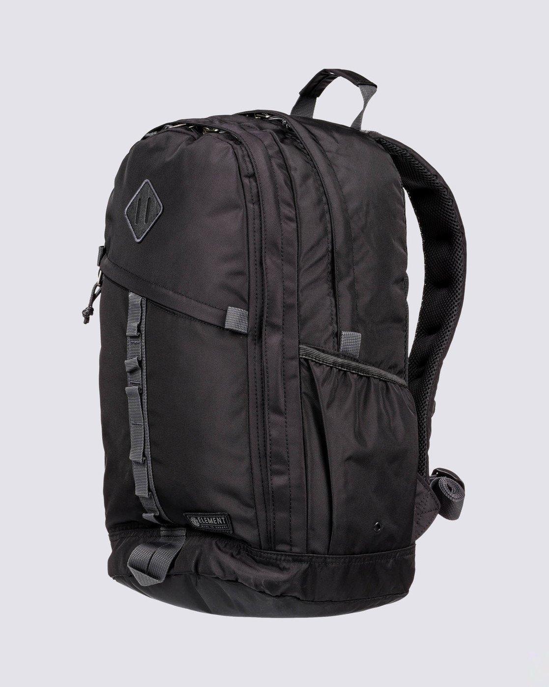 1 Cypress Backpack Black MABK3ECY Element