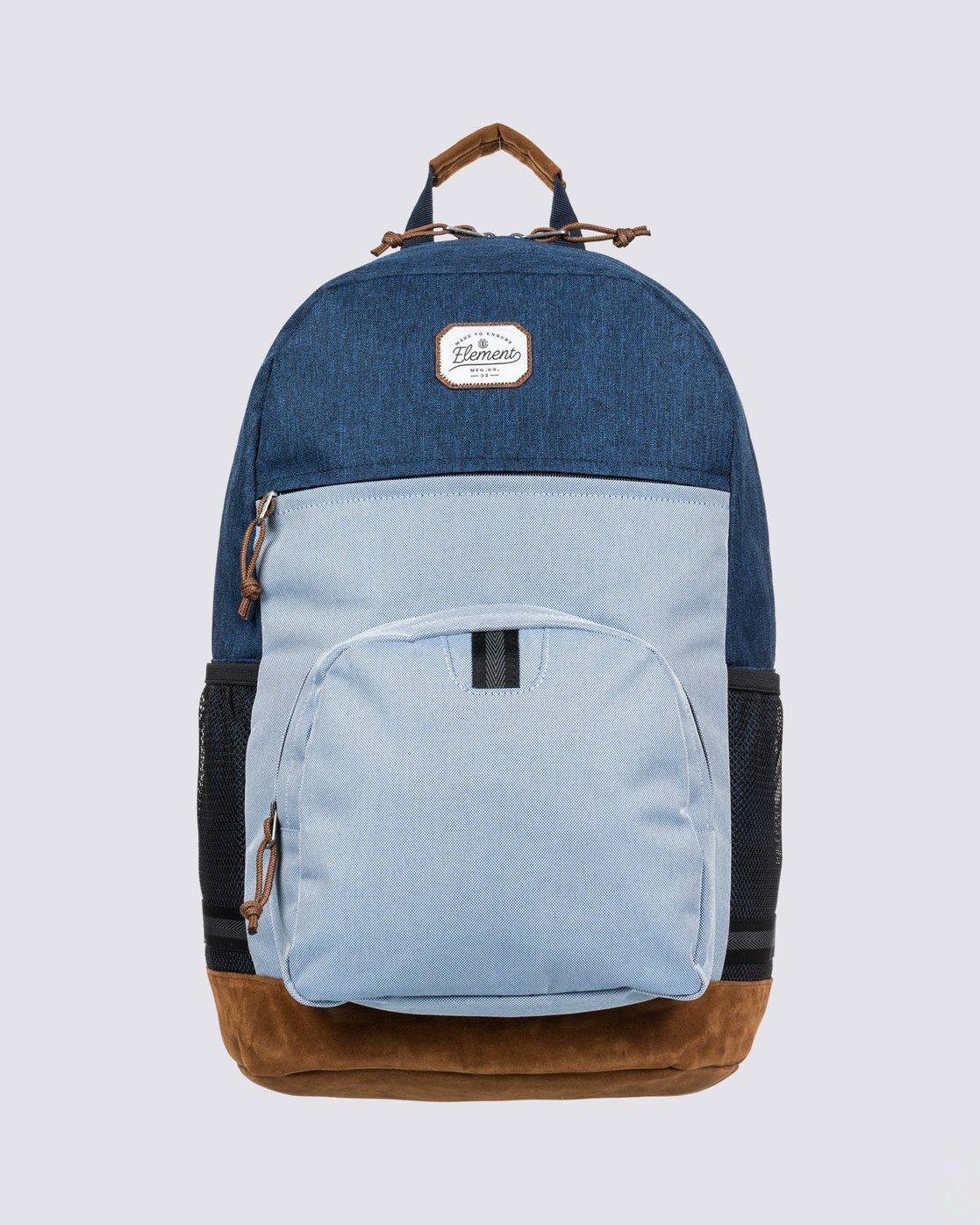 0 Regent Backpack Blue MABK3ERE Element