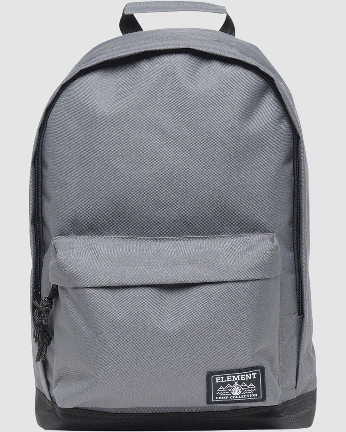 6 Beyond Backpack Grey MABKGBEY Element