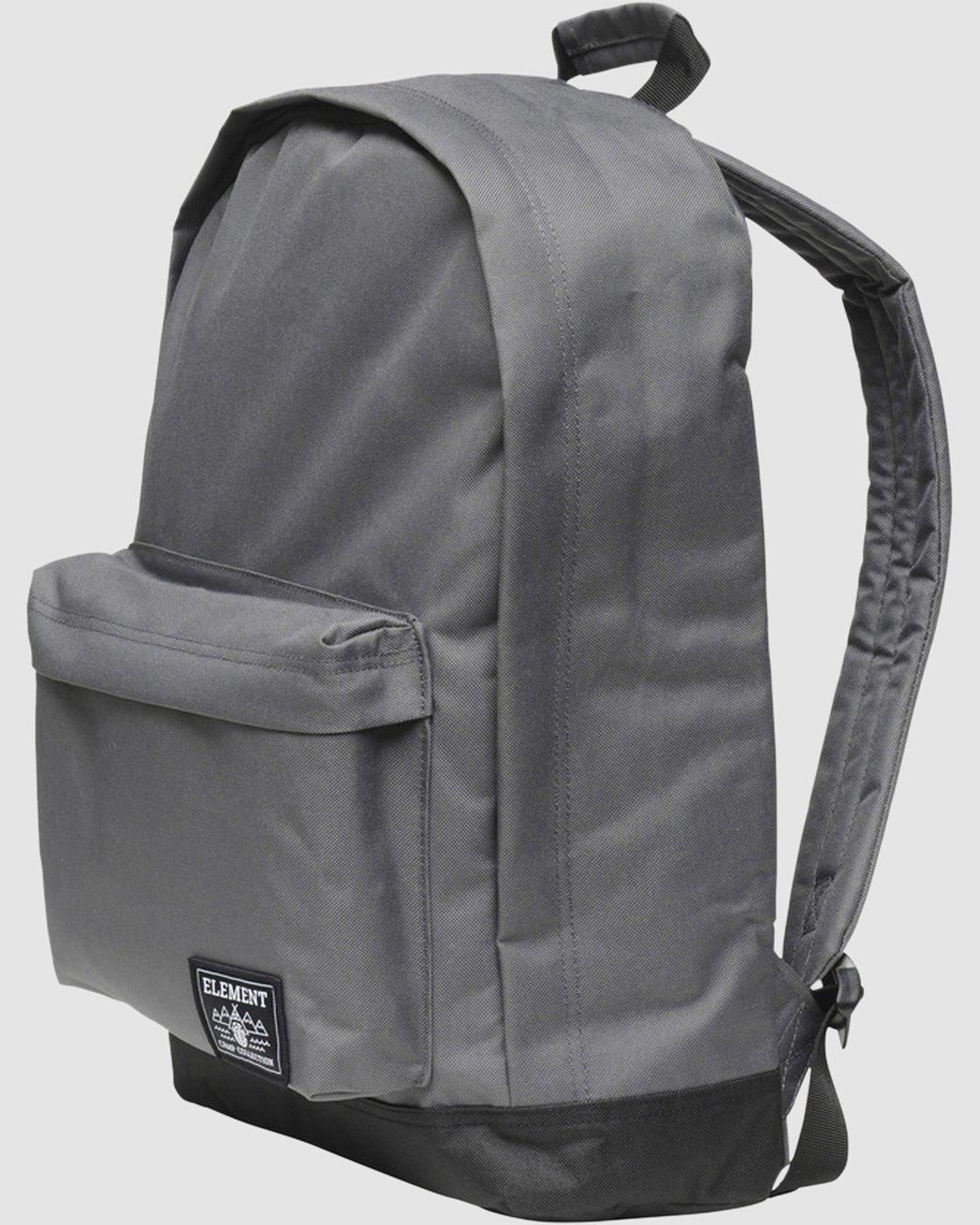 8 Beyond Backpack Grey MABKGBEY Element