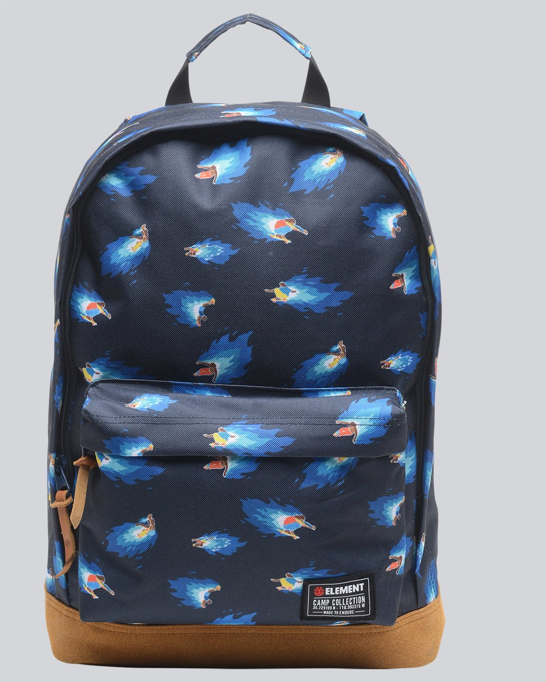 0 HOFFMAN BEYOND BACKPACK Blue MABKTEHB Element