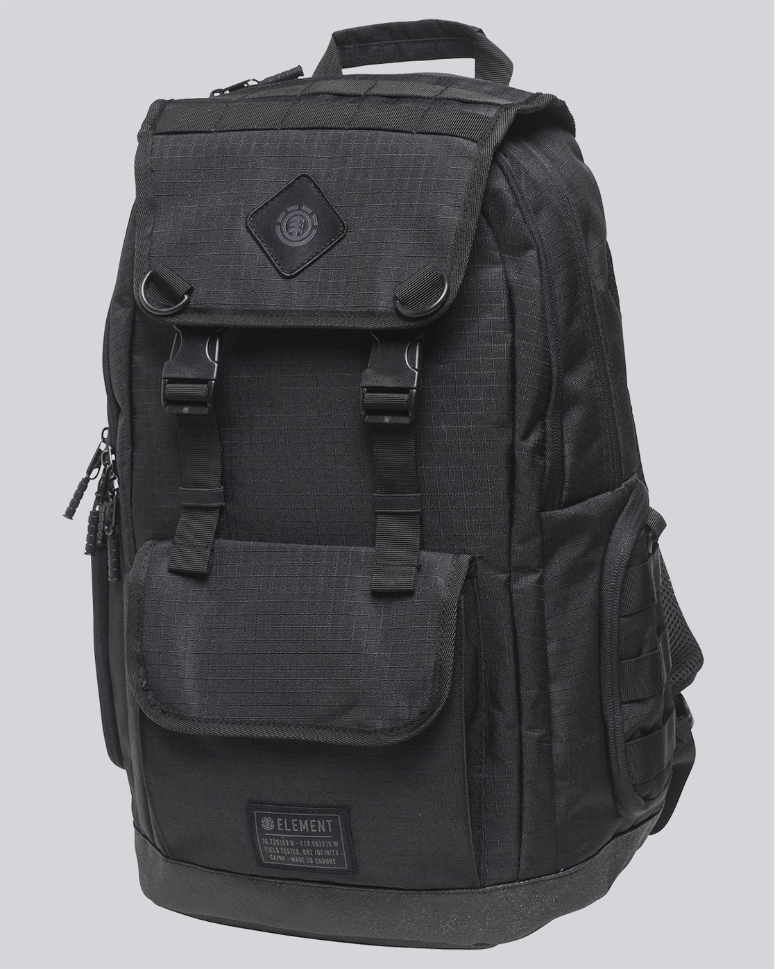 1 Cypress Recruit Backpack Black MABKVECR Element