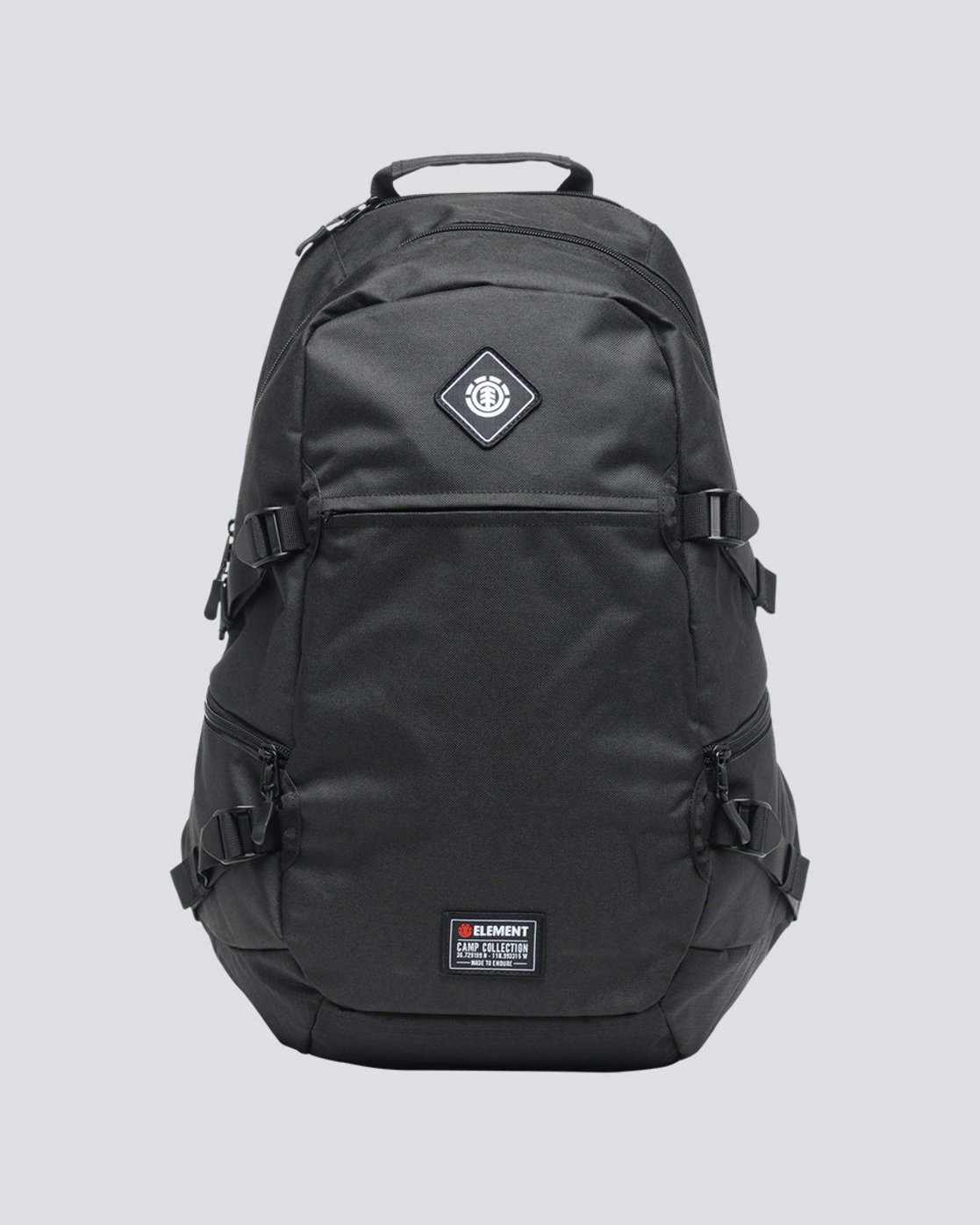3 Jaywalker Backpack Black MABKVEJA Element