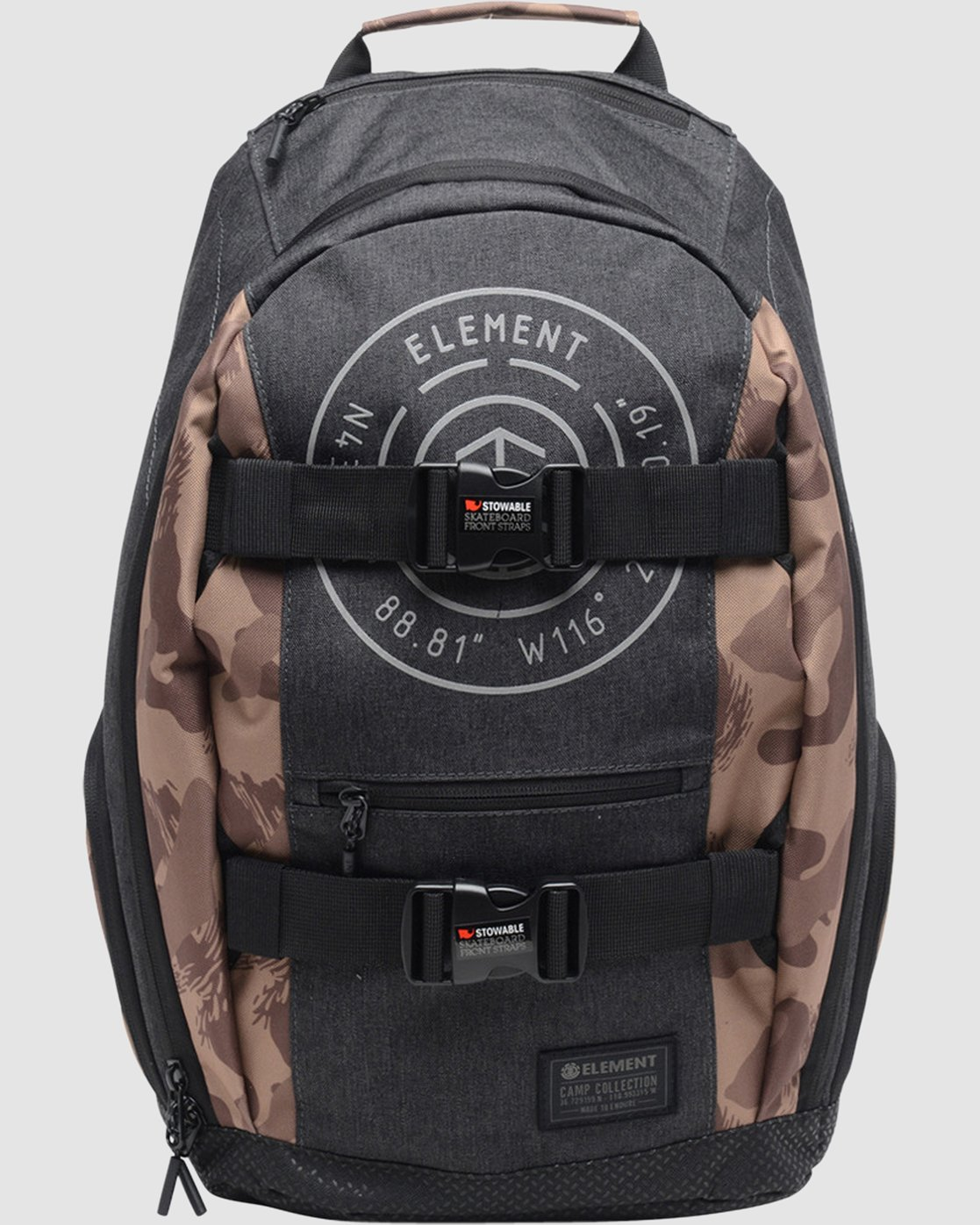 1 Mohave Backpack Brown MABKVEMO Element