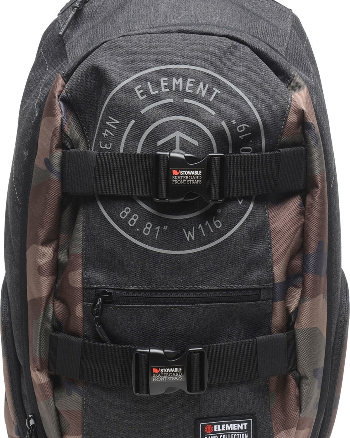 5 Mohave Backpack Black MABKVEMO Element