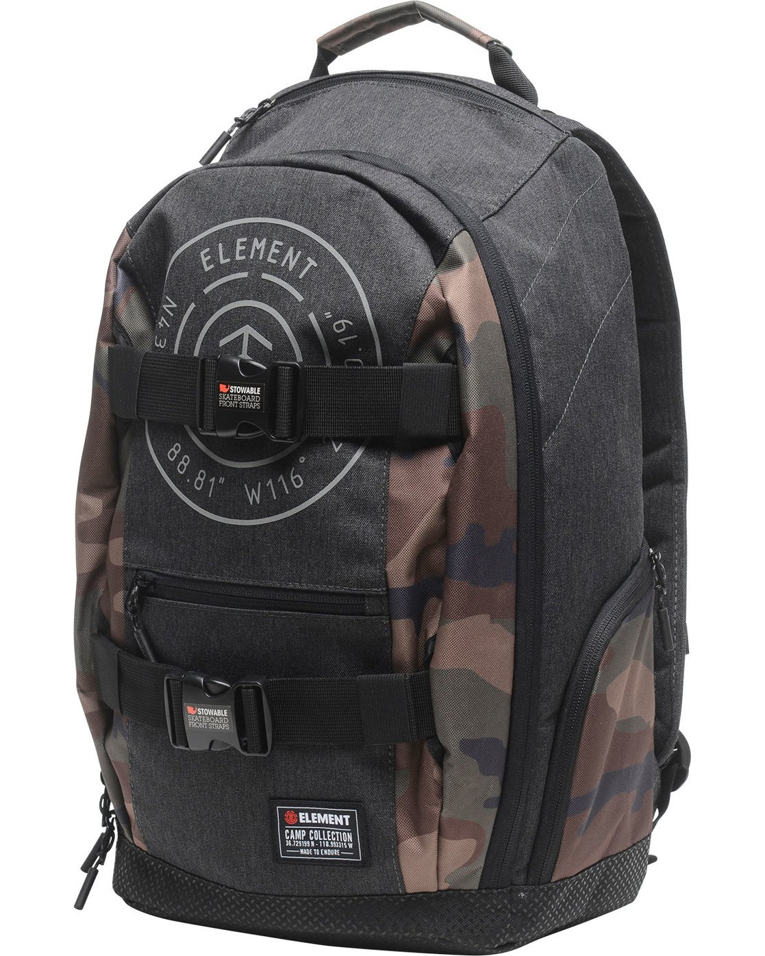 6 Mohave Backpack Black MABKVEMO Element