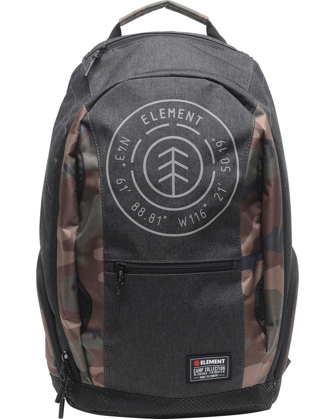 8 Mohave Backpack Black MABKVEMO Element