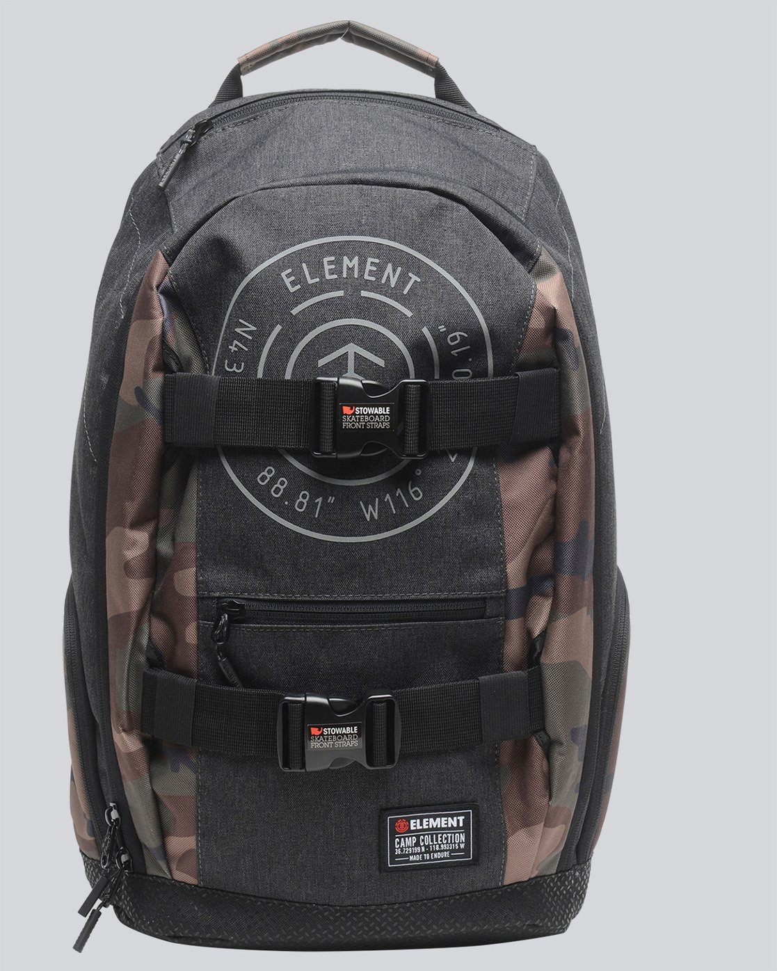 0 Mohave Backpack Black MABKVEMO Element