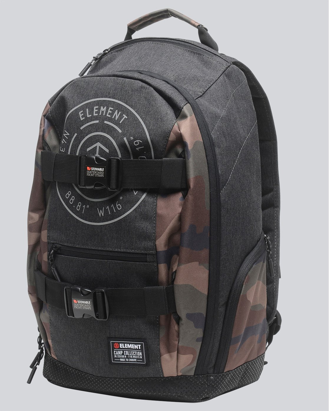 1 Mohave Backpack Black MABKVEMO Element