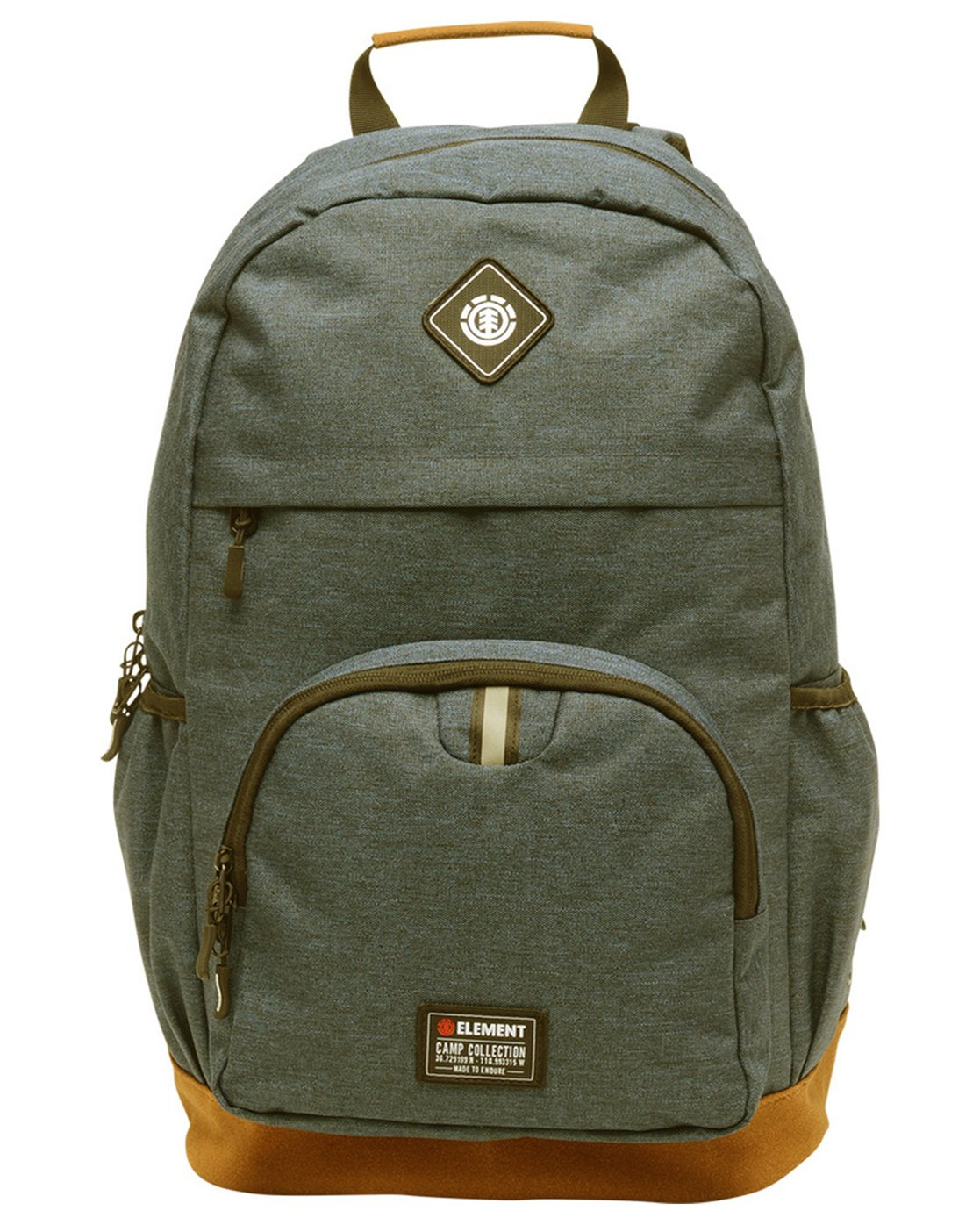 1 Regent Backpack Green MABKVERE Element