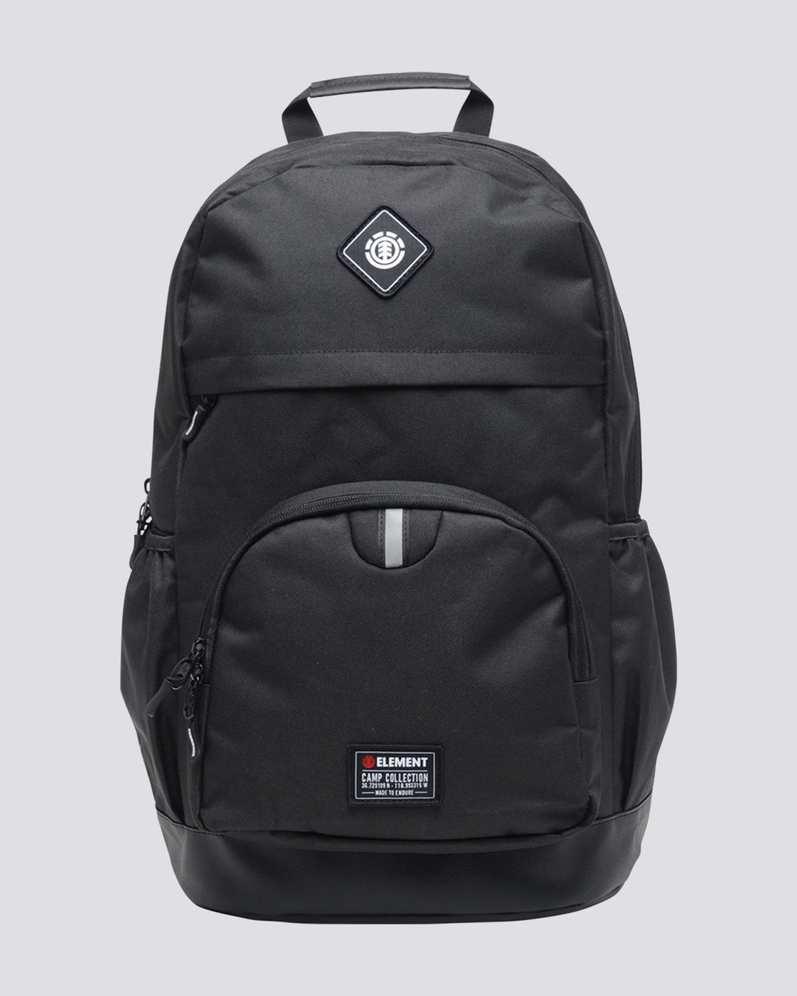 0 Regent Backpack Black MABKVERE Element