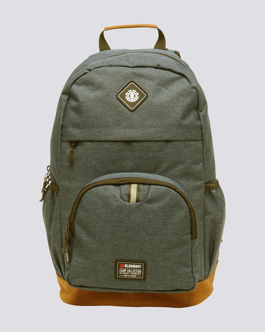 0 Regent Backpack Green MABKVERE Element