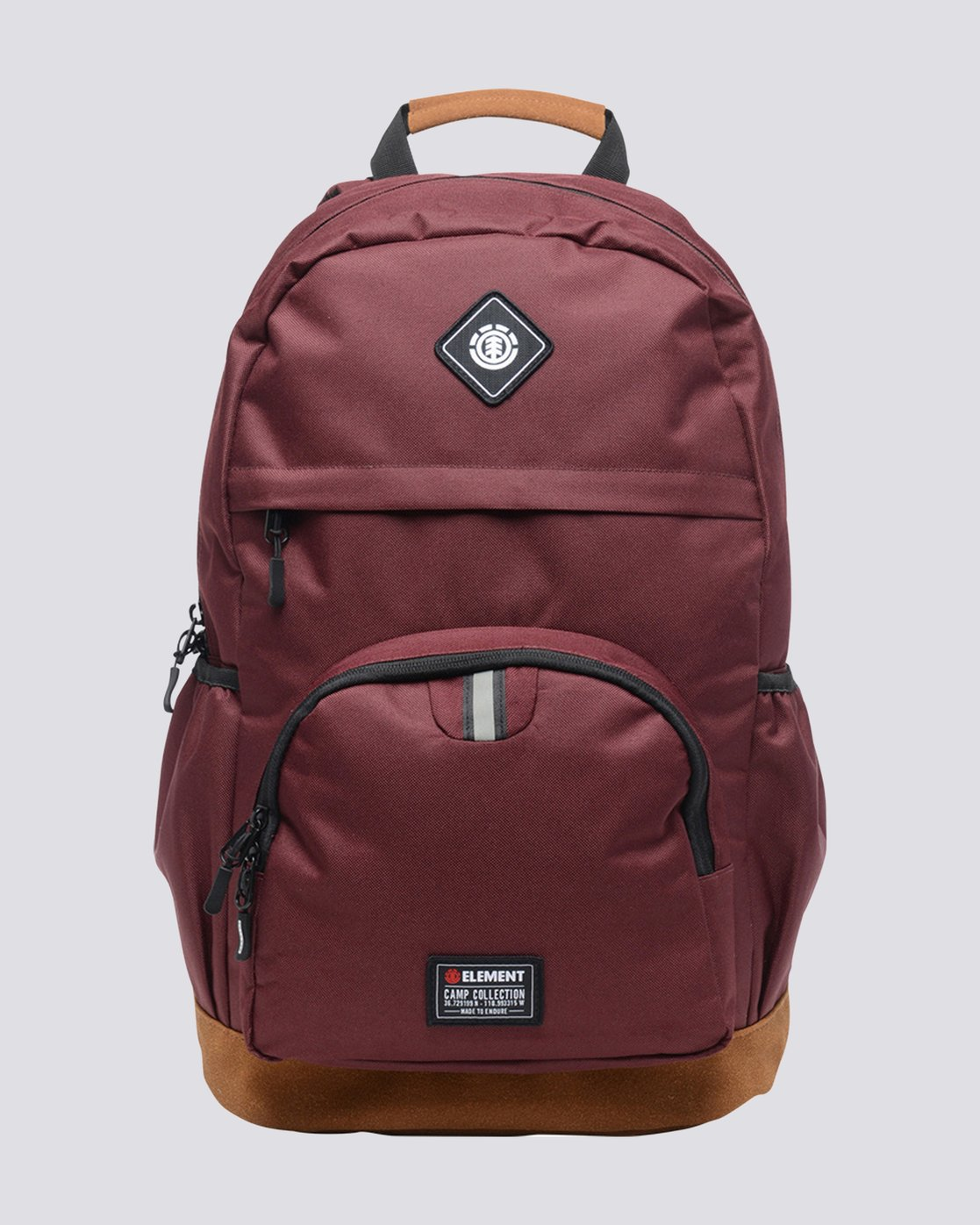 0 Regent Backpack Red MABKVERE Element