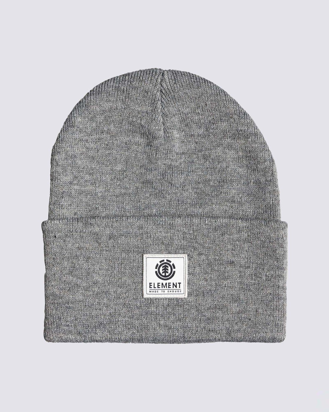 0 Dusk Beanie Grey MABN3EDU Element