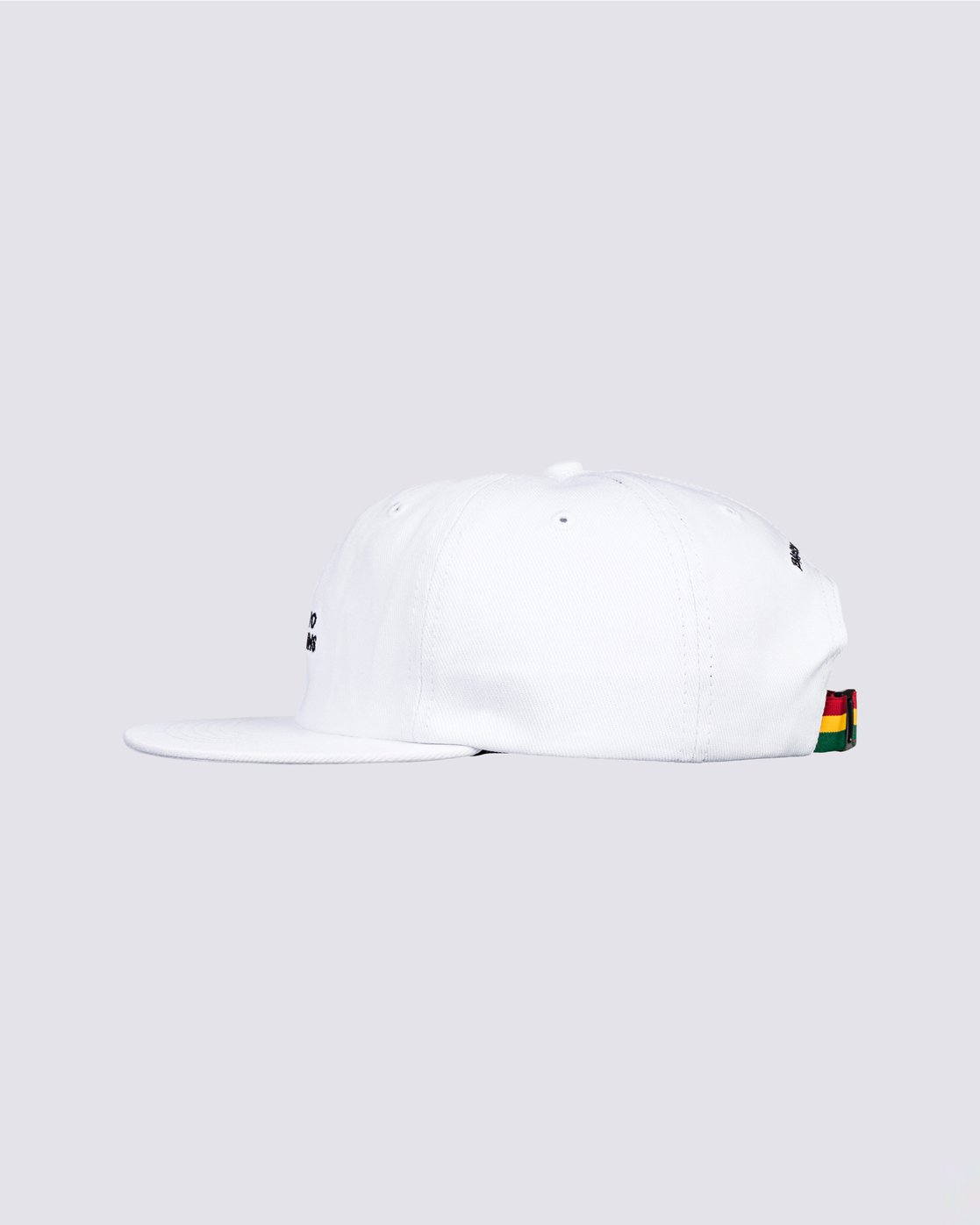 1 Bad Brains Motto Hat White MAHT3EBM Element