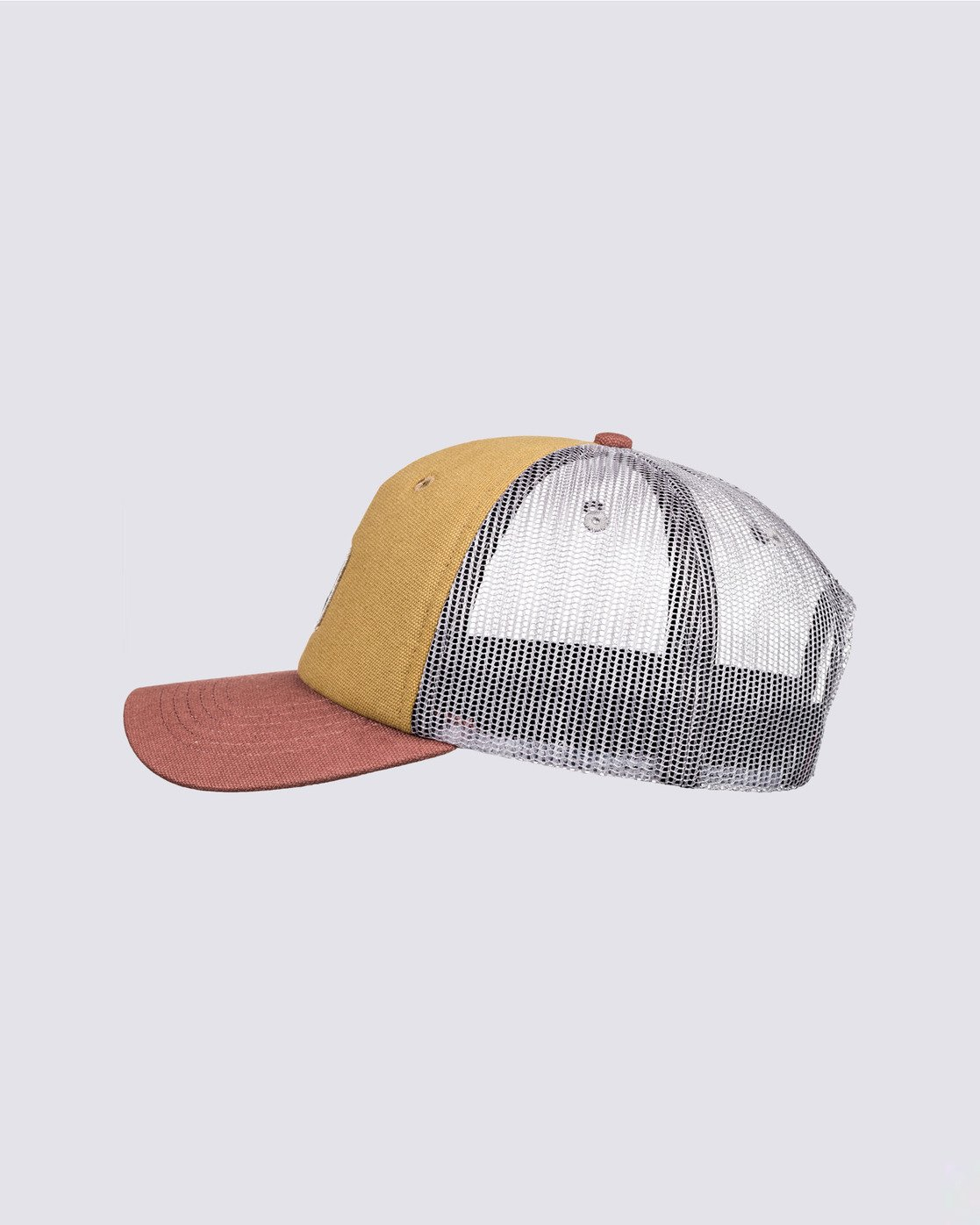 1 Icon Trucker Hat Brown MAHT3EIC Element