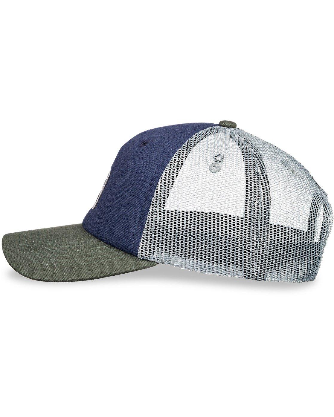 4 Icon Trucker Hat Blue MAHT3EIC Element