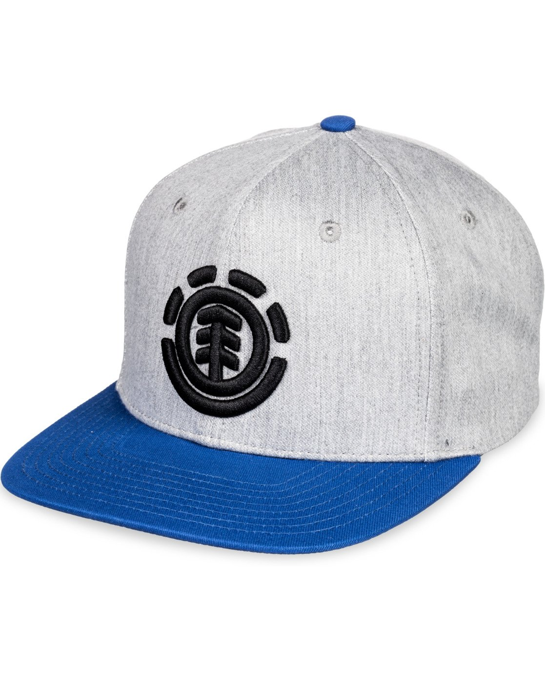 6 Knutsen Snapback Hat Grey MAHT3EKN Element