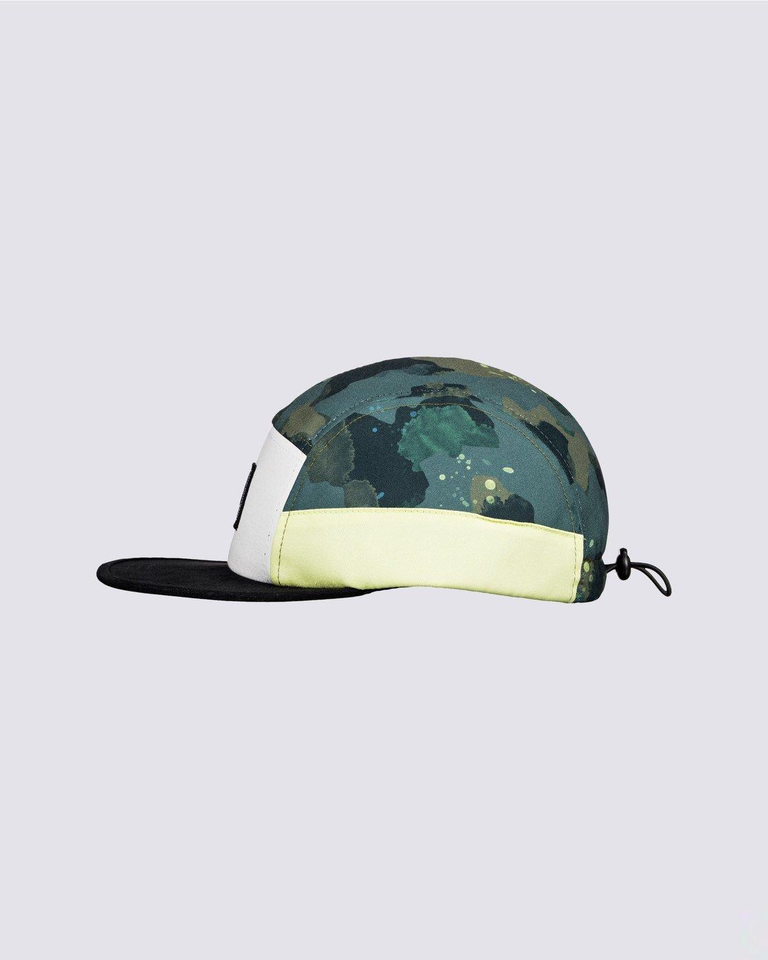 1 Nook Hat Multicolor MAHT3ENO Element