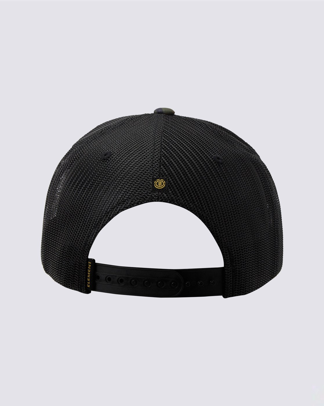 1 Recruit Snapback Hat Black MAHT3ERE Element