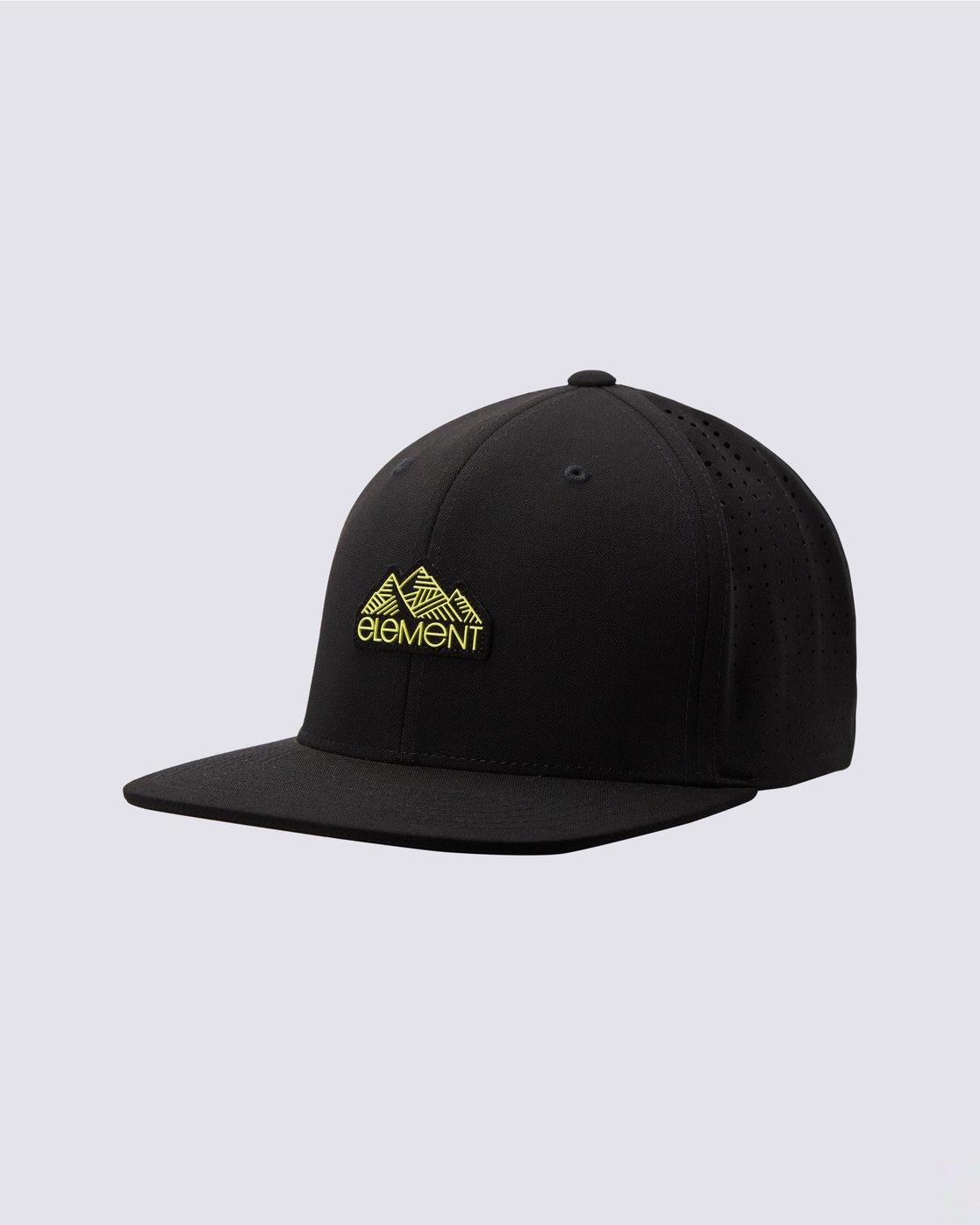 0 Sierra Stretch Hat Black MAHT3ESI Element