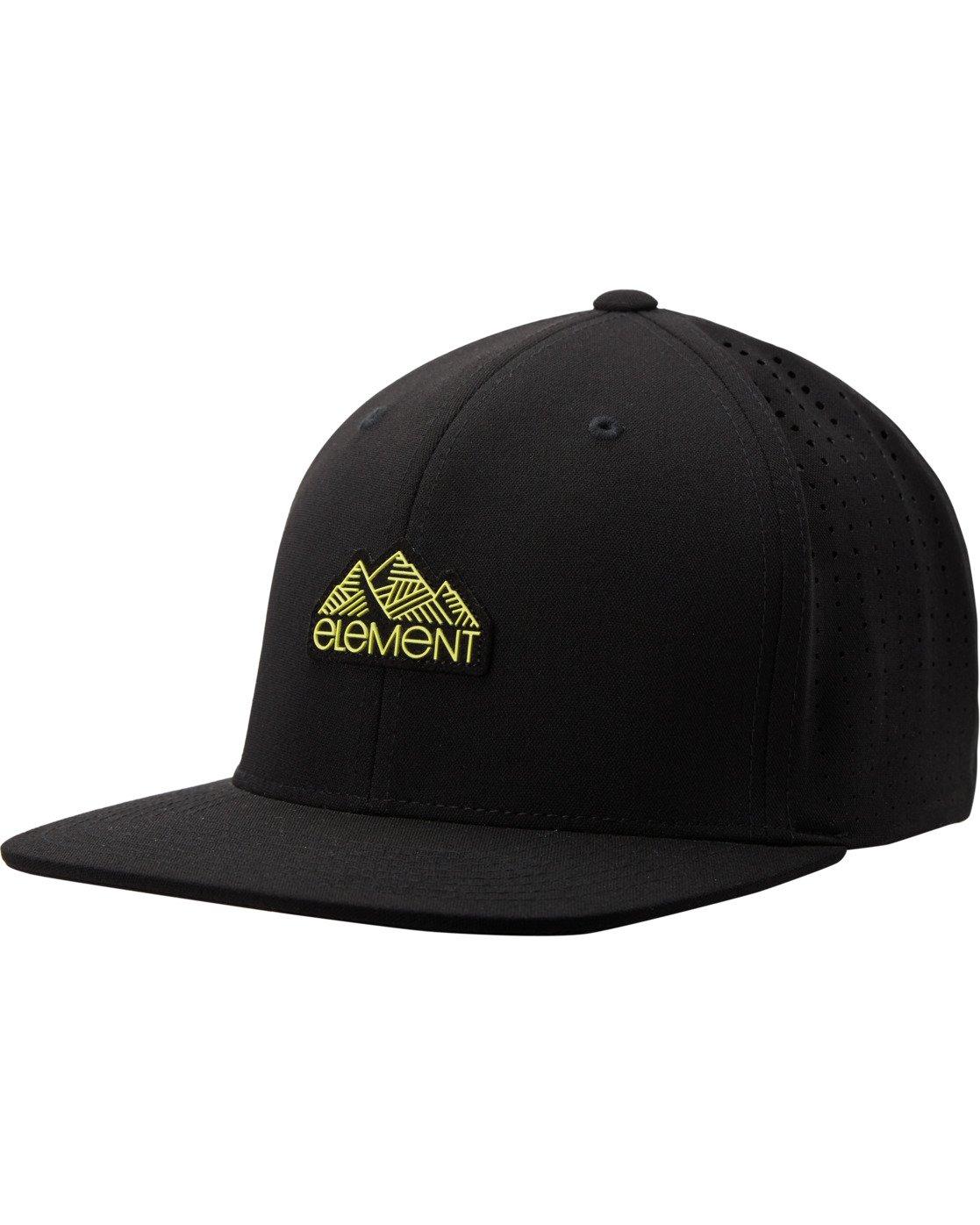 2 Sierra Stretch Hat Black MAHT3ESI Element