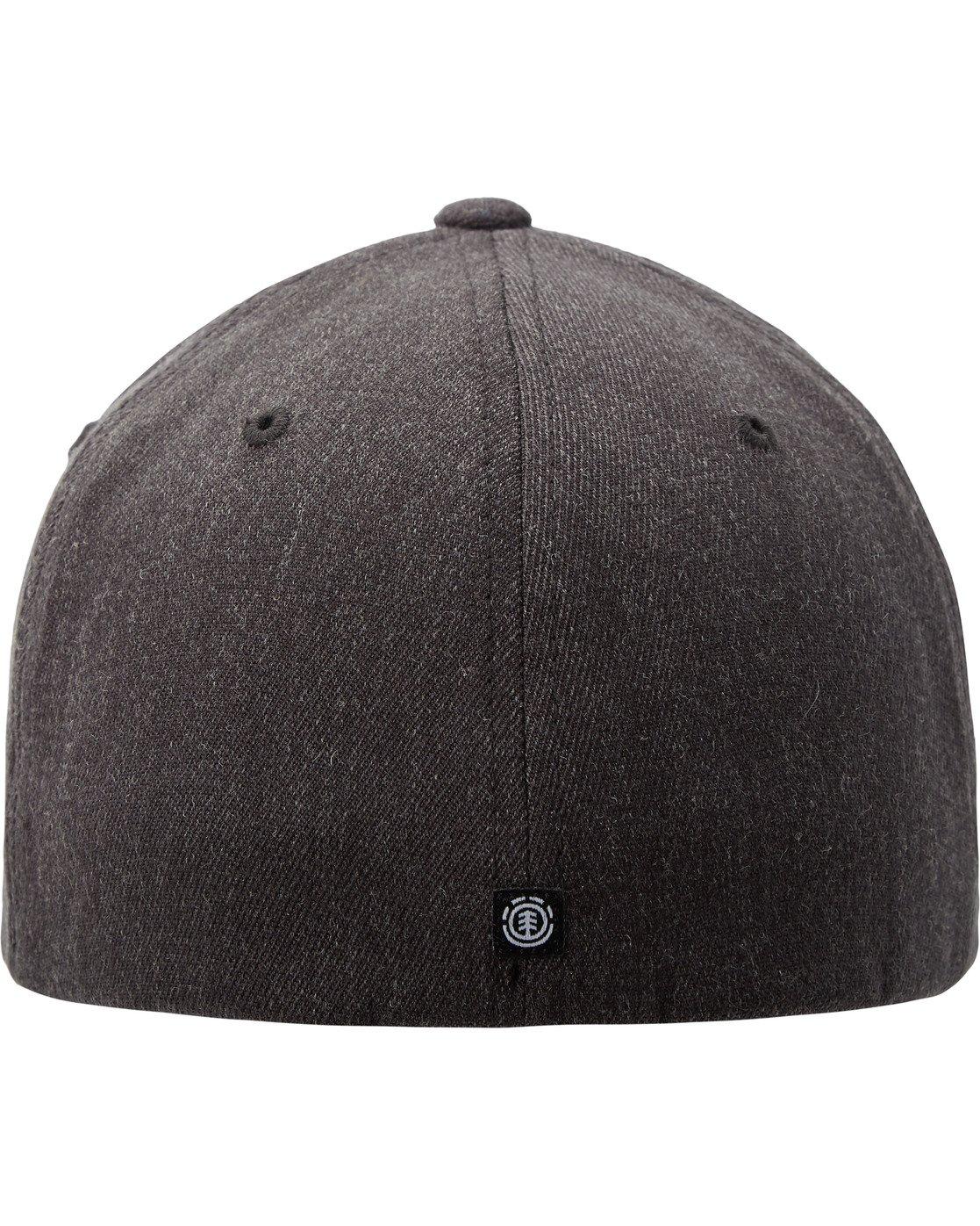 5 Treelogo Flexfit Hat Grey MAHT3ETF Element