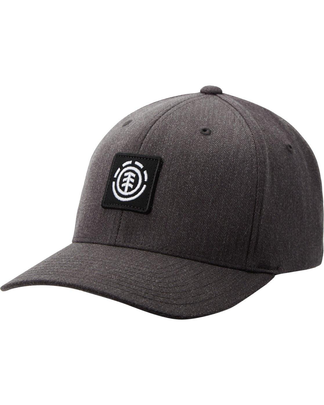 4 Treelogo Flexfit Hat Grey MAHT3ETF Element