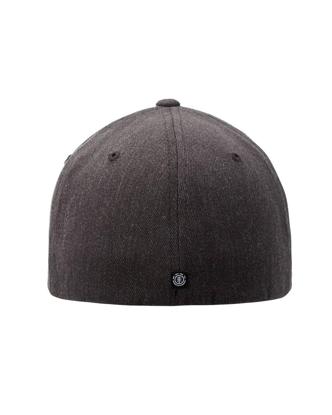 3 Treelogo Flexfit Hat Grey MAHT3ETF Element