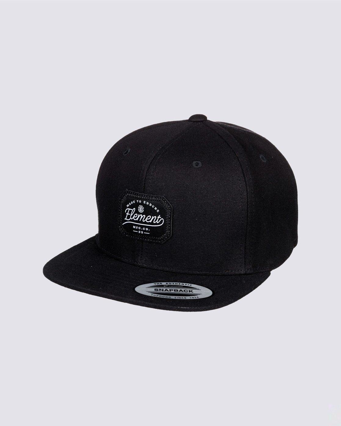 0 Trader Flexfit Hat Blue MAHT3ETR Element